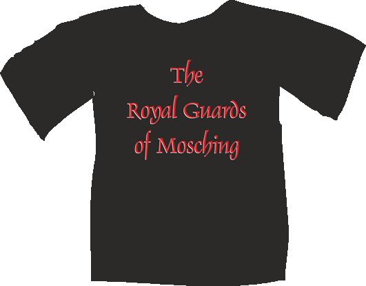 RGM-Merchandising T-Shirt 2003
